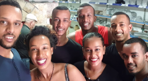 The Ethiopian Israeli Community