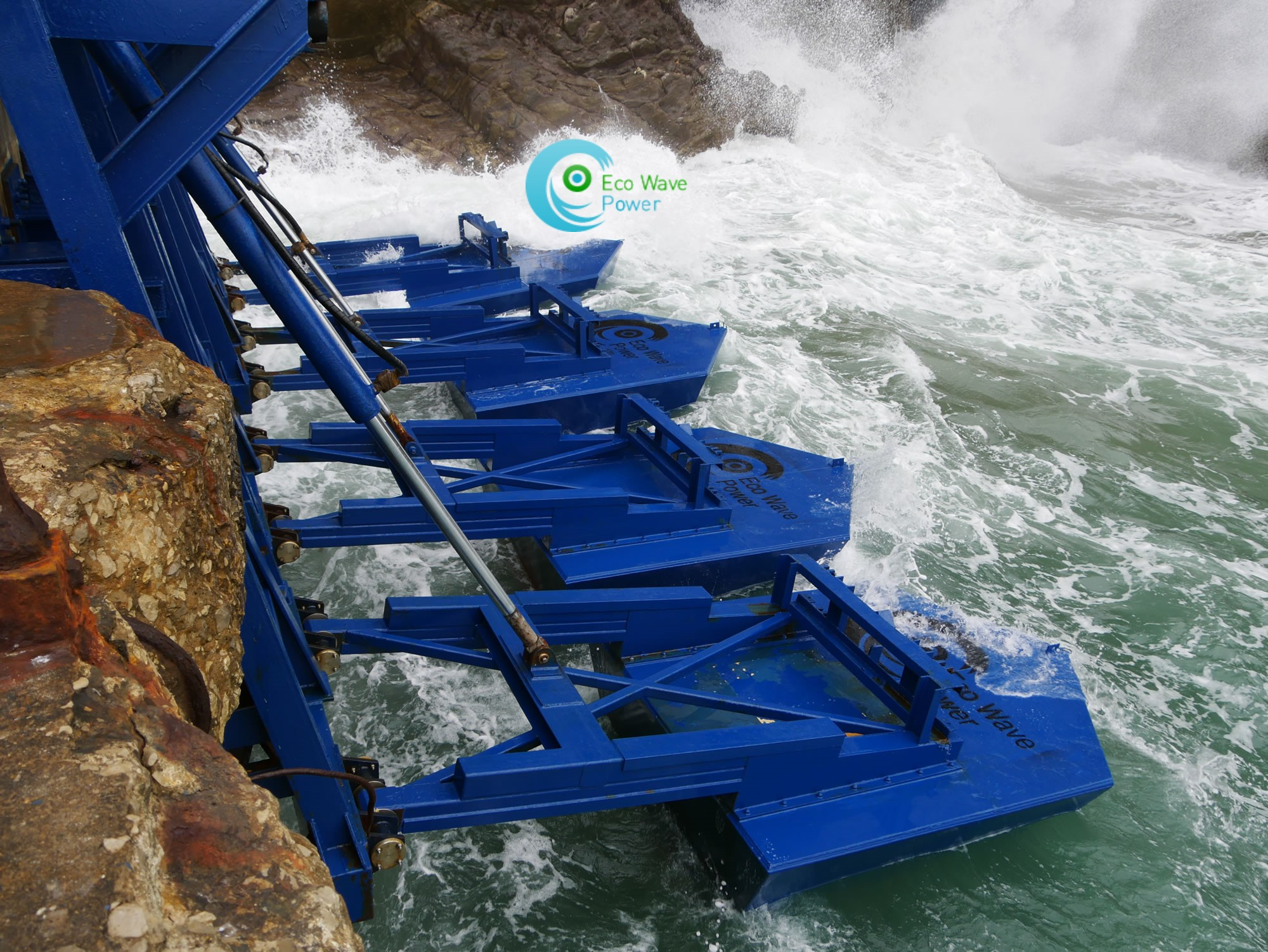 Eco Wave Power - SDG 7- Social Impact Israel