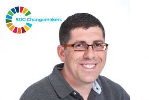 Itzik Sabato, Director, National Insurance Fund - sdg changemaker - social impact israel