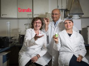 Granalix GranaGrad - Hello Pomegranates, Goodbye Brain diseases- sdg 3 - social impact israel