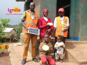 Ignite Power - Lighting Up Africa SDG 7 Social Impact Israel
