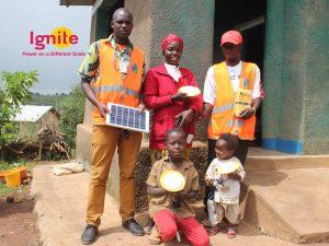 Ignite Power - Lighting Up Africa SDG 7 Social Impact Israel