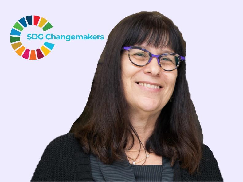 Iris Florentin - SDG Changemaker - Social Impact Israel
