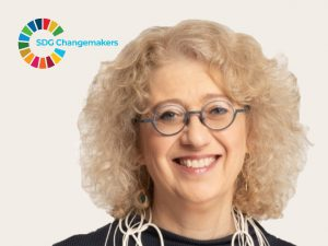 Cecile Blilious - SDG Changemaker - Social Impact Israel