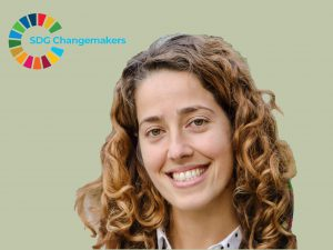 Mor Barazani - sdg changemaker - social impact israel