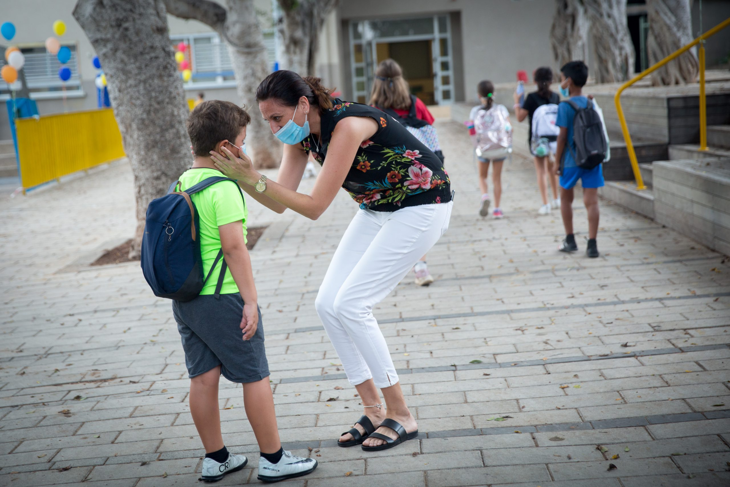 Teaching Children, Protecting Health - SDG 4- Social Impact Israel