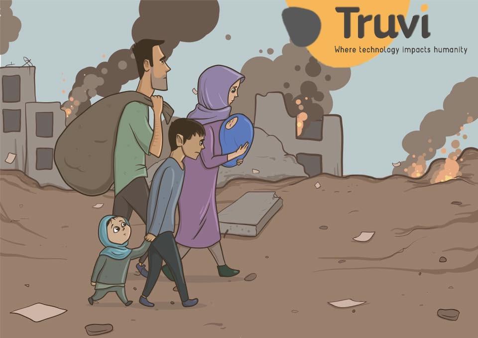 Truvi - Where Technology Impacts Humanity - SDG 13 - Social Impact Israel