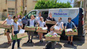 Pitchon Lev - SDG 1 - Social Impact Israel