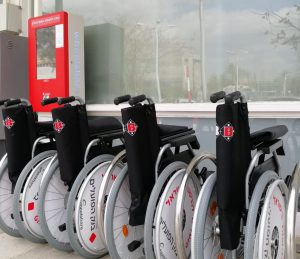 Wheelshare – Making the Future Accessible - SDG 10- Social Impact Israel