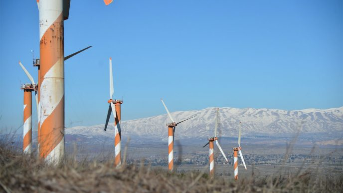 The (Energy) Answer is Blowing in the Wind - SDG 7 - Social Impact Israel