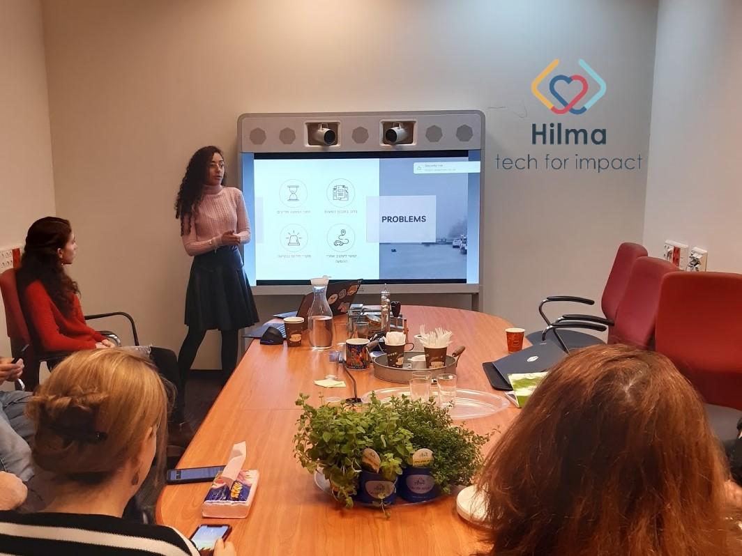 Hilma - Converging Hi-Tech and Social impact in Israel - SDG 10 - Social Impact Israel