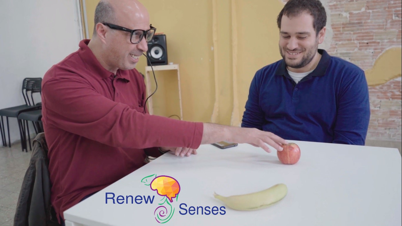 RenewSenses – Renewing Life for the Visually Impaired - SDG 10- Social Impact Israel