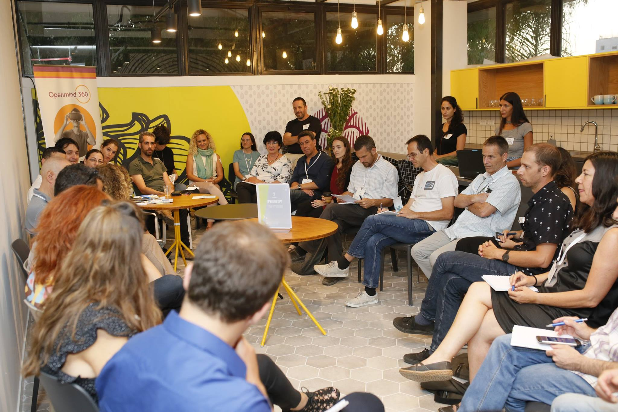 Hackaveret - Combating the cycle of poverty with innovative projects - SDG 1 - Social Impact Israel