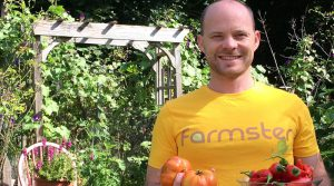 Farmster - promoting SDG 15 - Social Impact Israel