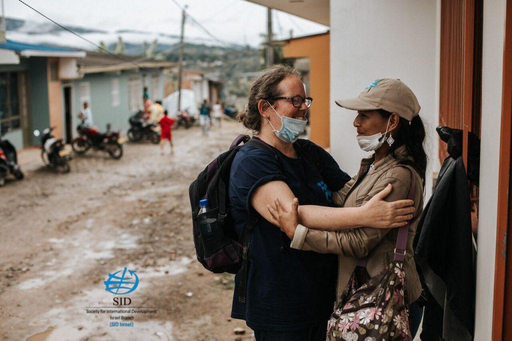 SID-ISRAEL facilitating 130 organizations towards a positive change - SDG 8 - Social Impact Israel