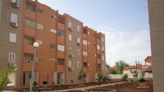 Amidar - Affordable Public Housing in Israel - SDG 11 - Social Impact Israel