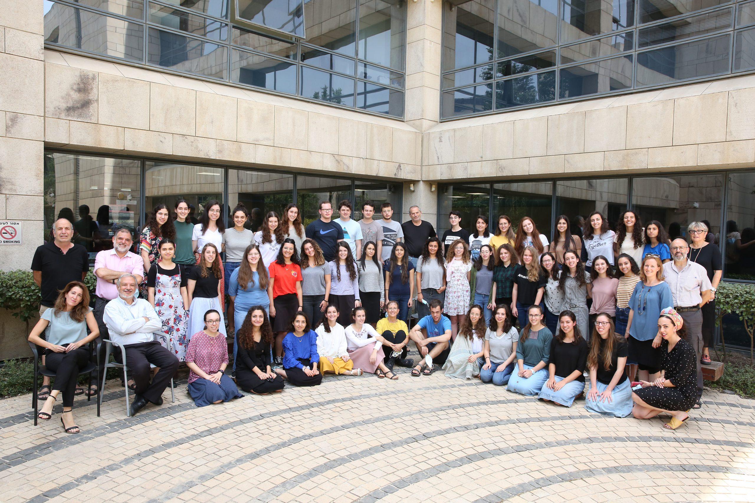 i-risk team - SDG 5 -Social Impact Israel