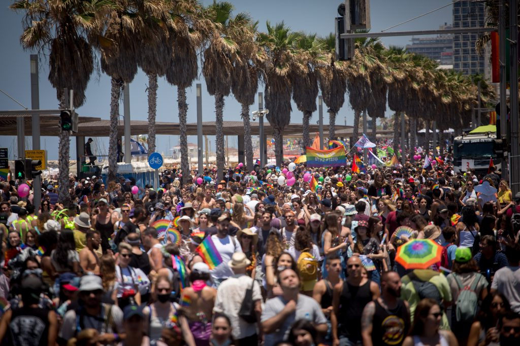 Pride Month in Israel: Not Just Grassroots - SDG 10 -Social Impact Israel