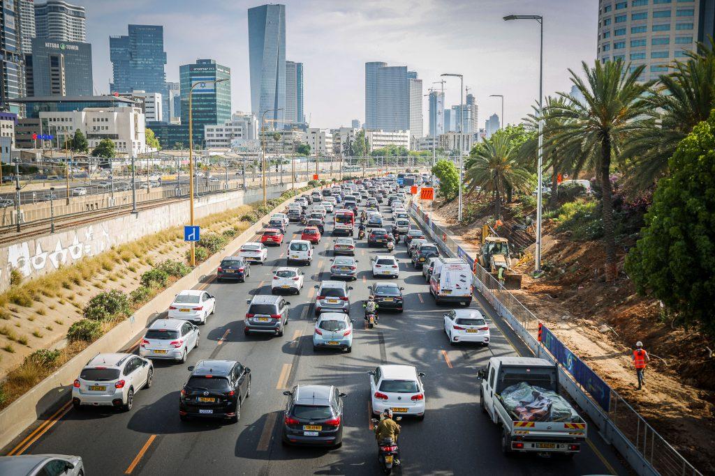 Status Report: Environmental Protection - Part 1 - SDG 15 - Social Impact Israel